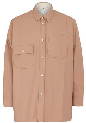 Oamc Poly long sleeve shirt