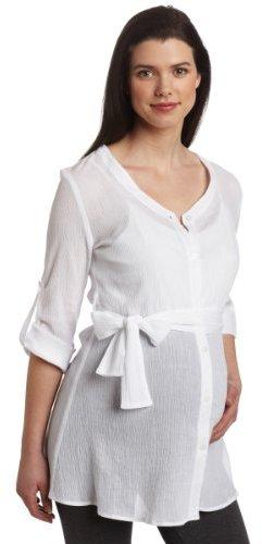 Joelle Gagnard NOM Women's Maternity Tunic Top