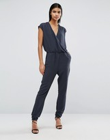 Vila V Neck Jumpsuit