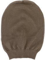 Rick Owens beanie hat