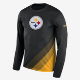 Nike Dry Legend Prism (NFL Steelers) Men's Long Sleeve T-Shirt