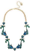 Betsey Johnson Fish Collar Necklace