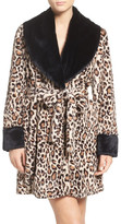 Betsey Johnson Glamour Short Robe