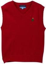 Andy & Evan Xmas Sweater Vest (Toddler & Little Boys)