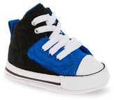 Converse Infant Boy's Chuck Taylor All Star First Star High Street Sneaker