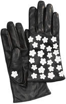 Echo Blossom Leather Gloves