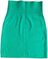 Marc Cain Green Cotton Skirt for Women