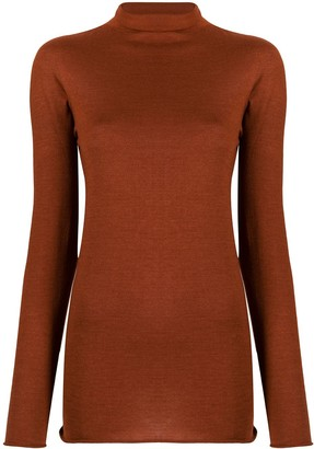 Boon The Shop Funnel Neck Lightweight Sweater