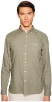 Jack Spade Long Sleeve Essential Linen PFD Men's Clothing