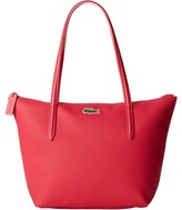Lacoste L.12.12 Concept Medium Small Shopping Bag Tote Handbags