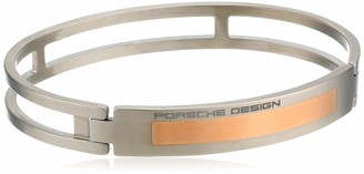 Porsche Design 750 Rose Titanium Bangle