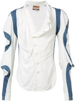 Vivienne Westwood sleeve panel shirt