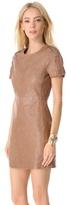 Rachel Zoe Luelle Leather Dress