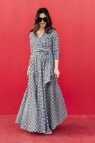 Shabby Apple Central park gingham dress