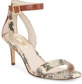 Louise et Cie Hyachinth Open Toe Stiletto Sandals