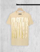 House of Holland Michael Kors cotton-jersey t-shirt