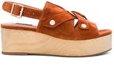 Jaggar Dynamics Platform Sandal