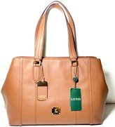 Lauren Ralph Lauren Leather Robertson Shopper