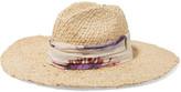 Emilio Pucci Straw panama hat