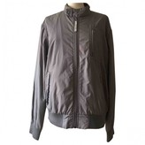Woolrich Grey Synthetic Jackets