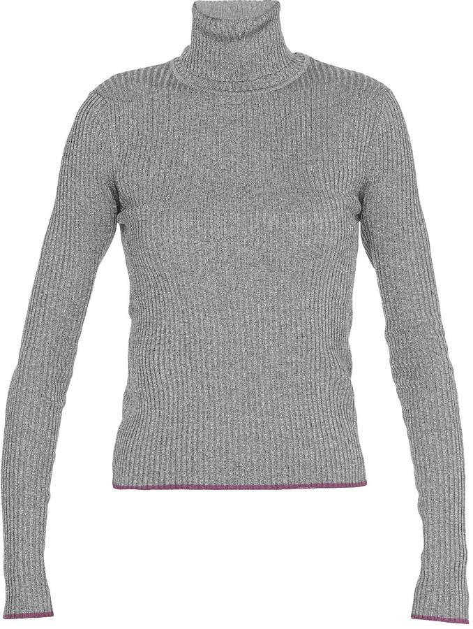 Marco De Vincenzo Lurex Sweater