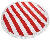 Kassatex Closeout! Cabana Round Cotton Beach Towel Bedding