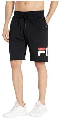 Fila George Shorts (Black) Men's Shorts