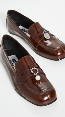 MM6 MAISON MARGIELA Chain Loafers