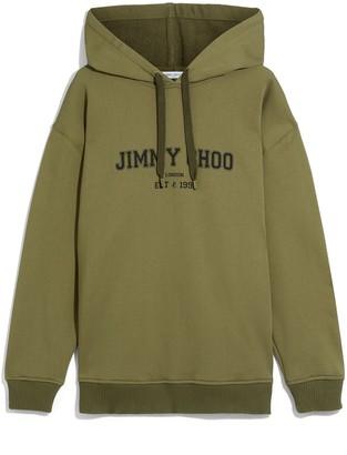 Jimmy Choo Jc College-Hoodie