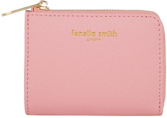Fenella Smith Hummingbird Ring Plate & Blush Pink Small Purse Gift Set