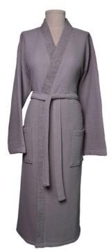 TALESMA Terry Waffle Kimono Turkish Cotton Bath Robe Bedding