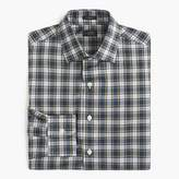 J.Crew Ludlow Slim-fit shirt in blue and white plaid