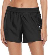 Women's FILA SPORT® Extended Woven Workout Shorts