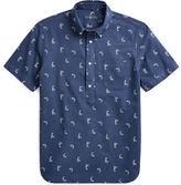 Polo Ralph Lauren Shark-Print Cotton Shirt