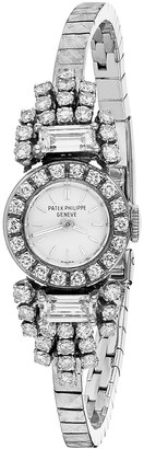 Patek Philippe Silver White gold Watches