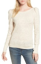 Hinge Women's Puff Sleeve Pullover