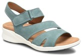 Comfortiva Tippa Wedge Sandal