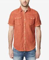 Buffalo David Bitton Men's Dual-Pocket Denim Shirt