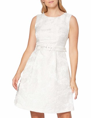 APART Fashion Women's Jacquard Dress Wedding