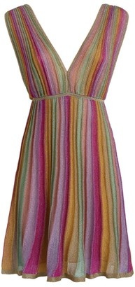 Missoni Rainbow Mini Dress
