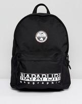 Napapijri Logo Backpack In Black
