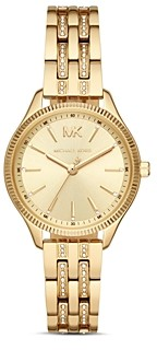 Michael Kors Lexington Link Bracelet Watch, 36mm