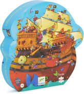 Djeco Bateau De Barberousse Puzzle