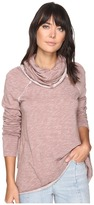 Free People Cocoon Cowl Pullover Women's Long Sleeve Pullover