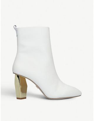 Kurt Geiger London Daxon leather ankle boots