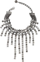 Lanvin Kristin Fringe Necklace