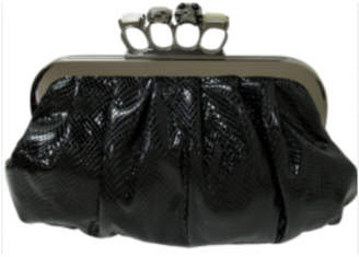 Jnb Skull Knuckle Clutch
