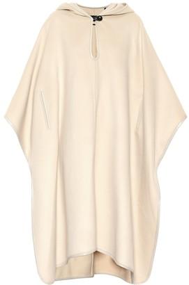 Isabel Marant Eowyn hooded cotton poncho