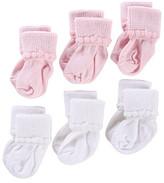 Jefferies Socks Rock-A-Bye 6-Pack (Infant/Toddler)