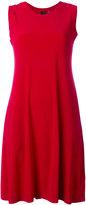 Norma Kamali sleeveless swing dress - women - Polyester/Spandex/Elastane - XS